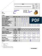 CARTILLA DE MANTENIMIENTO TRACTOR D6T serie SMC
