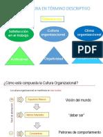 5-CULTURA ORGANIZACIONAL Y ADMINISTRACION DE CONFLICTOS