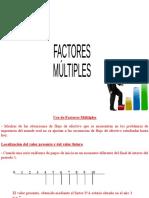 Semana 4  - Uso de Factores Múltiples.pptx