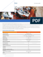 XD2-240 Spec Sheet