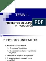 TEMA 1 - Introducción al proyecto