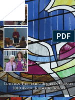 LTSS Annual Report 2010