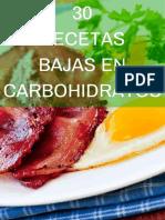 30 Recetas Bajas en Carbohidratos.pdf