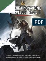 M.T. Black - Mordenkainen's Tome of Marvelous Magic II