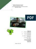 explotacion de petroleo geologia