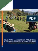 Modelo de Plan COVID Para Núcleos Ejecutores de Reconstrucción Versión 1.0 (1)