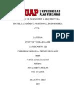 EXPONER  DE PUENTES