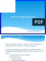 Avance ilegal (FEB)