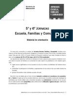 Jornada Escuela y Familia