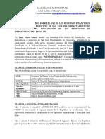 ACTA DE COMPROMISO DE RECURSOS LPS