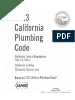2013.05 - Plumbing Code (1)
