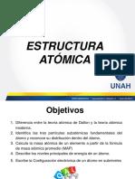 IV Unidad -Estructura Atómica