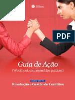 Guia de Ação - Resolução e Gestão de Conflitos