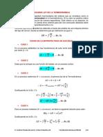 Clase casos de la entropía Parte 1