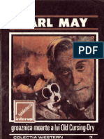 Karl May - Goaznica Moarte a Lui Old Cursing Dry