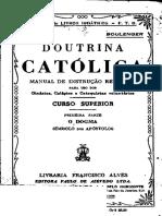 Doutrina Catolica 01 O Dogma BOULENGER.pdf