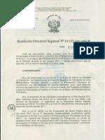 APRUEBAN DIRECTIVA PARA PROCESO DE SELECCIÓN Y CONTRATACIÓN DE PERSONAL PROFESIONAL EN EDUCACIÓN PARA EL PELA DRELM