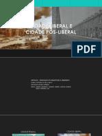 Estudo cidade liberal e pós-liberal.pdf