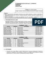 11° MATEMÁTICAS- PAC CUARTO PERIODO- OCTUBRE 01