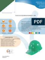 CASCO DE SEGURIDAD A1300
