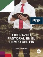 Liderazgo pastoral en el tiempo del fin