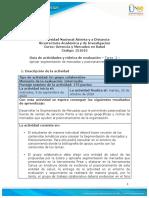 Guia de actividades y Rúbrica de evaluación - Unidad 1 - Tarea 2 - Aplicar segmentación de mercados y posicionamiento.pdf