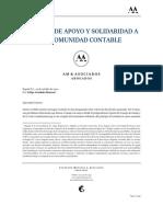 CONCEPTO LEGAL SOBRE LESIVIDAD Y SANCIONES POR CORRECCION DE INFORMACION EXOGENA - OCTUBRE 2020 - PDF