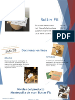 Butter Fit actividad 8