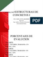 INTRODUCCION TERORIA CONCRETOS I