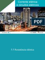 Eletricidade 5.5 Resistencia Eletrica
