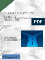 Governor Cuomo Budget 2 1 2011 (1) Final -2