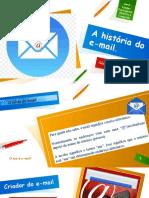 A história do e-mail
