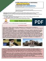 RELIGION 3 III Periodo GRADO TERCERO  (2)