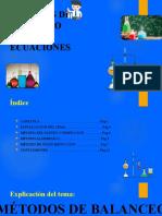 Diapositivas Balance de Ecuaciones_2020