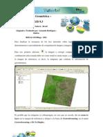 Corrección Geométrica - ArcGIS 9.3