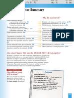 Log Chapter summary Classzone