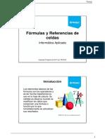 02-Excel Fórmulas y referencias