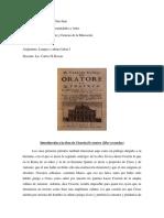 02 - Introducción al texto Sobre el Orador