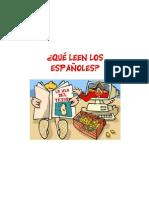 QUÉ LEEN LOS ESPAÑOLES