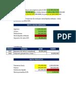 Copia de Ejercicios contabilidad de pasivo y patrimonio Escenario 4