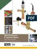 Sporlan Electric Expansion Valves 2008 100-20_092008