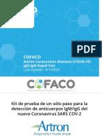 cofaco_artron_COVID_19_test.pdf