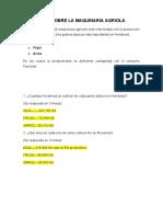 ANALISIS PRODUCCION NACIONAL DE GRANOS