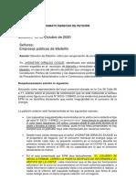 FORMATO DERECHO DE PETICIÓN-santiago castaño