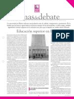 Carrión Henrry - Educación superior en Bolivia(artículo).pdf