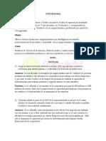 Coogranada- Planeación estratégica- 5o semestre- 3er corte