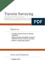 09-Traverse Surveying