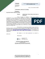 Fiscal Abia invitó a declarar al presidente Vizcarra por casos pruebas rápidas y Mirian Morales
