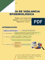 Sistema de vigilancia epidemiológica-
