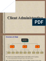 Client Administration